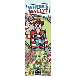 Wheres Wally 2022 Slim Calendar