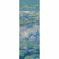 Monet Slim Calendar 2020