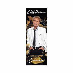 Cliff Richard Slim Calendar 2021
