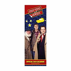 Only Fools and Horses Slim Calendar 2021