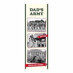 Dads Army Slim Calendar 2021