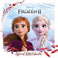 Disney Frozen 2 Wall Calendar 2020