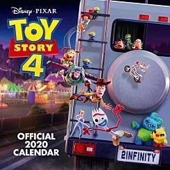 Toy Story 4 Wall Calendar 2020