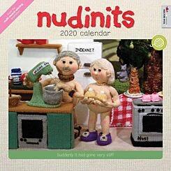 Nudinits Wall Calendar 2020