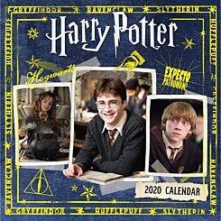 Harry Potter Wall Calendar 2020