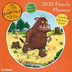 Gruffalo Family Planner Wall Calendar 2020