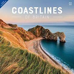 Coastlines of Britain Calendar 2020