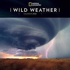 National Geographic Wild Weather Calendar 2020