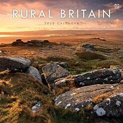 Rural Britain Wall Calendar 2020