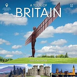 Tour of Britain Wall Calendar 2020