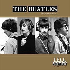 The Beatles Wall Calendar 2020