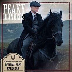 Peaky Blinders Wall Calendar 2020