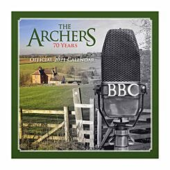 The Archers Wall Calendar 2021