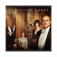 Downton Abbey Wall Calendar 2021