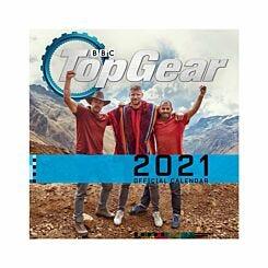 Top Gear Wall Calendar 2021