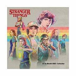 Stranger Things Wall Calendar 2021