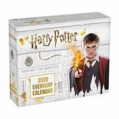 Harry Potter Desk Block Calendar 2020