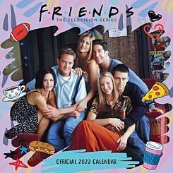 Friends 2022 Wall Calendar