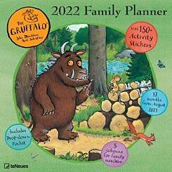 Gruffalo Planner 2022 Wall Calendar