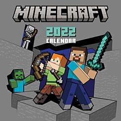 Minecraft 2022 Wall Calendar