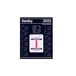 Dataday BC2 Daily Tear Off Block Calendar
