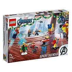 LEGO Superheroes Advent Calendar 2021