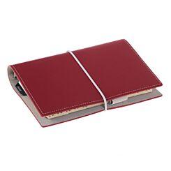 Filofax Domino Organiser Personal Red