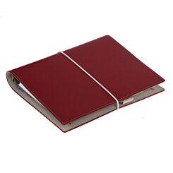 Filofax Domino Organiser A5 Red