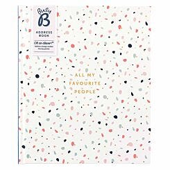 Busy B Large Address Book