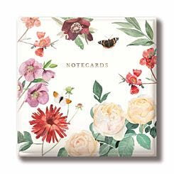 Year in the Garden Notecard Wallet Pack of 10