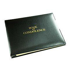 Esposti Book of Condolence Black