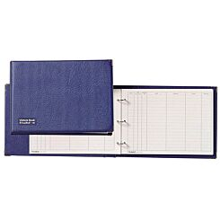 Loose Leaf Visitors Book