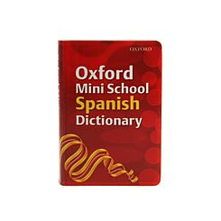 Oxford Dictionary Mini School Spanish