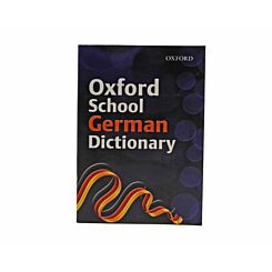 Oxford Dictionary Pocket School German