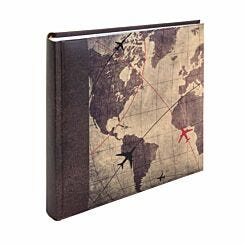 Holiday Global Traveller Memo Photo Album 6x4 Inch