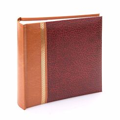 Grace Memo Photo Album 6x4 Inch Red