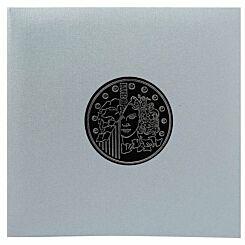 Exacompta Coin Collector Binder Grey