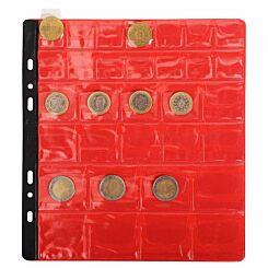 Exacompta Coin Holder Refill Pack of 3