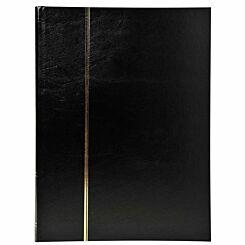 Exacompta Stamp Album Faux Leather Cover 22.5x30.5cm