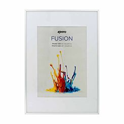 Kenro Fusion A3 Frame with A4 Mount Brushed Aluminium