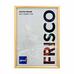 Kenro Frisco A4 Frame Gold