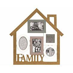 Innova Madeira Family MDF Frame Multi Opening