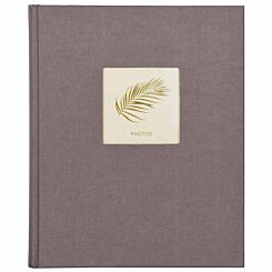 Innova Linen Self Adhesive Bookbound Photo Album 50 Pages