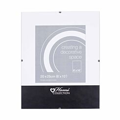 Home Collection Glass Clip Photo Frame 8x10 Inch Pack of 12