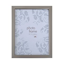 Norfolk Photoframe 21x 29.7cm A4 Silver