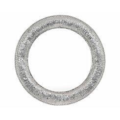 Marrakesh Metal Round Mirror