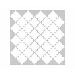 Quatrefoil Backsplash Tiles Wall Decor
