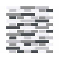 Smoked Glass Backsplash Tiles