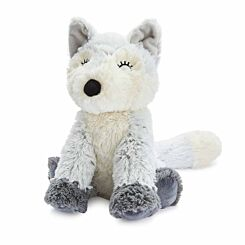Warmies Marshmallow Fox Microwaveable Toy