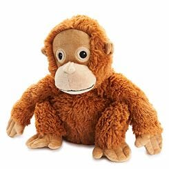 Warmies Orangutan Microwaveable Toy